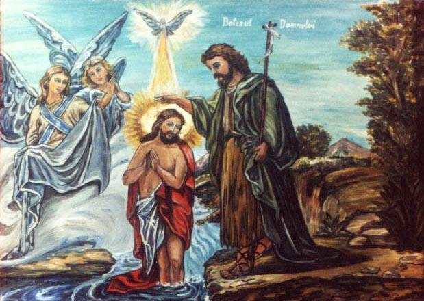 Image result for foto cu Botezul Domnului