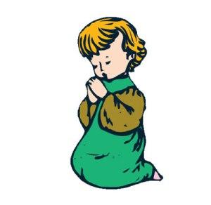 Copil-rugaciune
